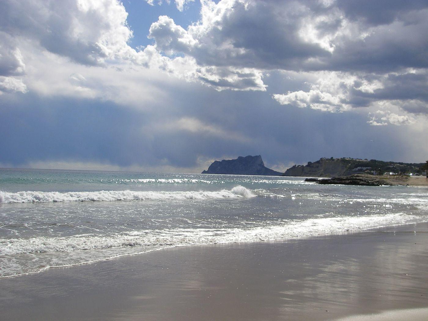 Calidad de aguas marinas