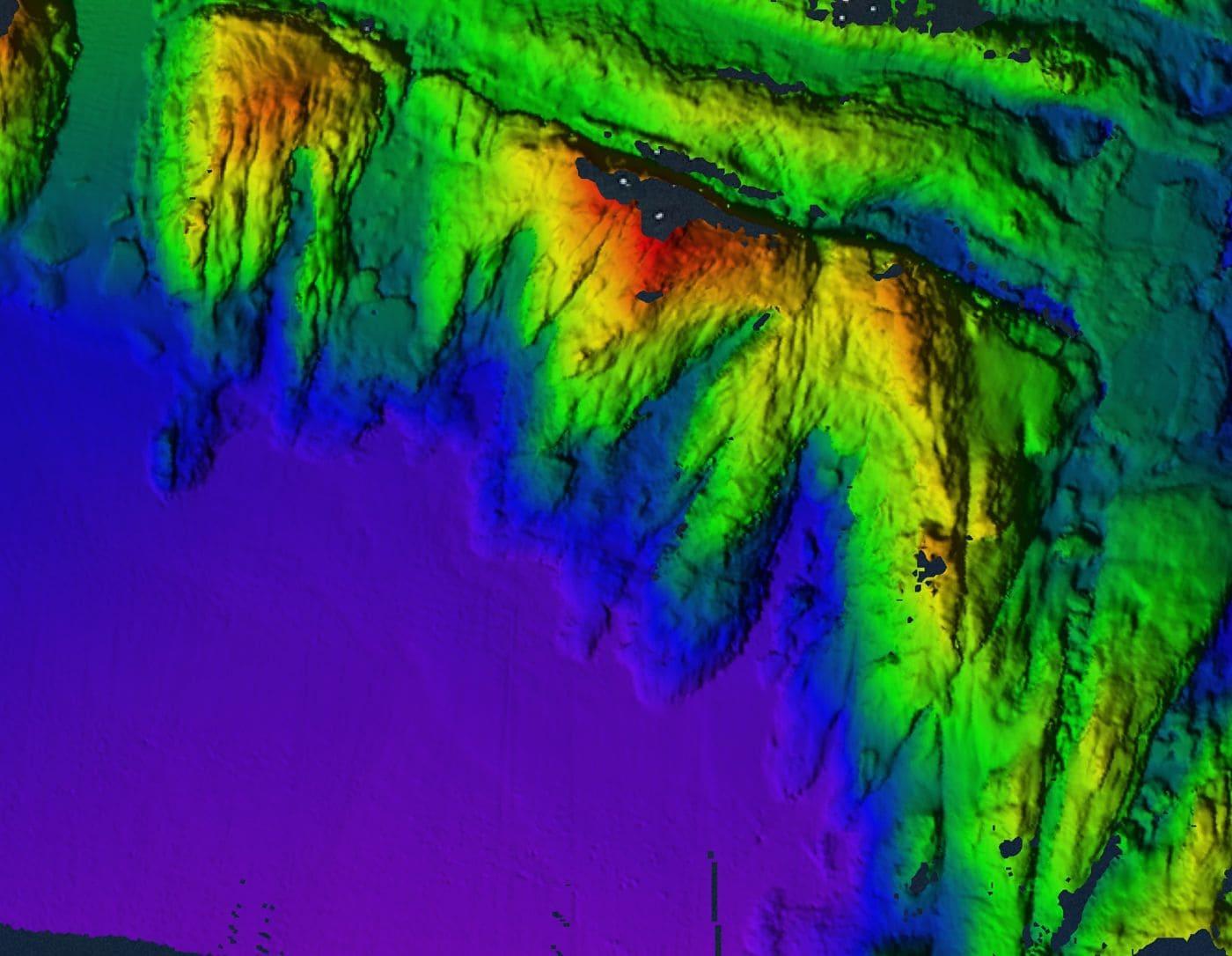 Prospecciones geofísicas, hidrográficas y videográficas